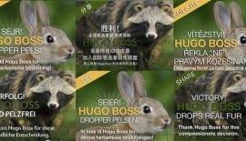Hugo Boss fur-free