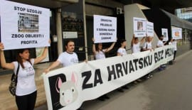 Chinchilla fur ban Croatia
