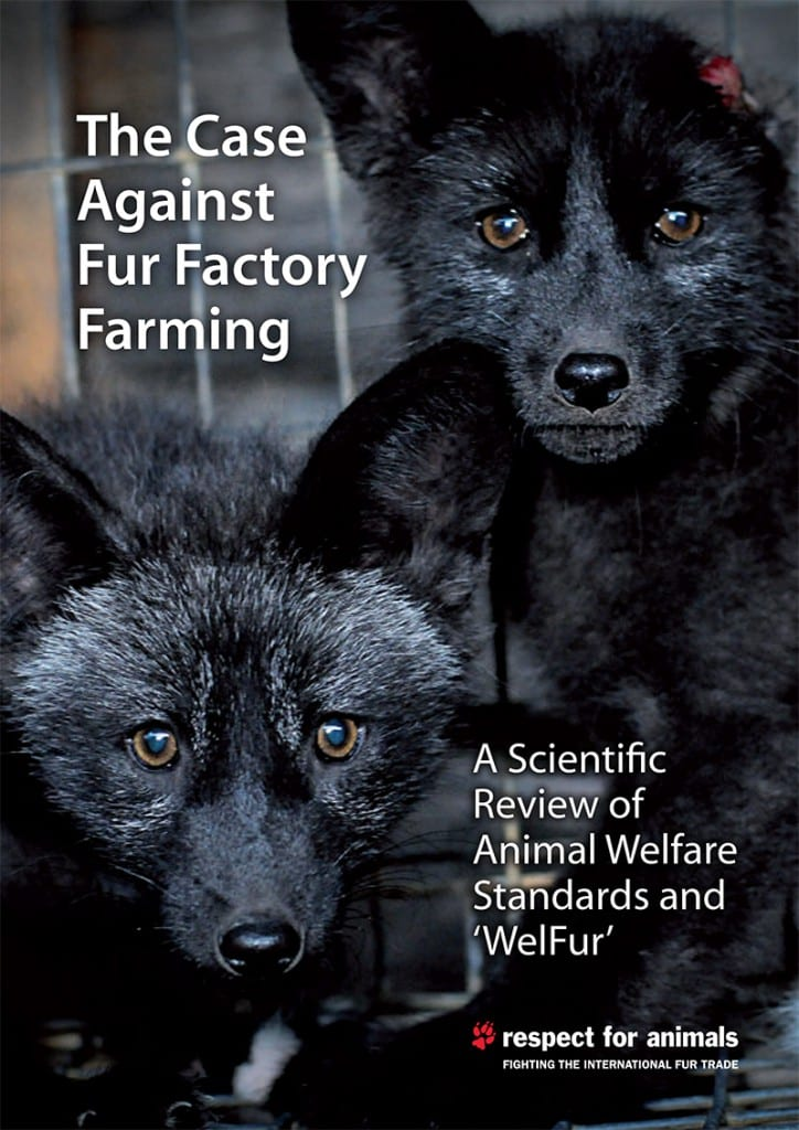Case against fur farming WelFur