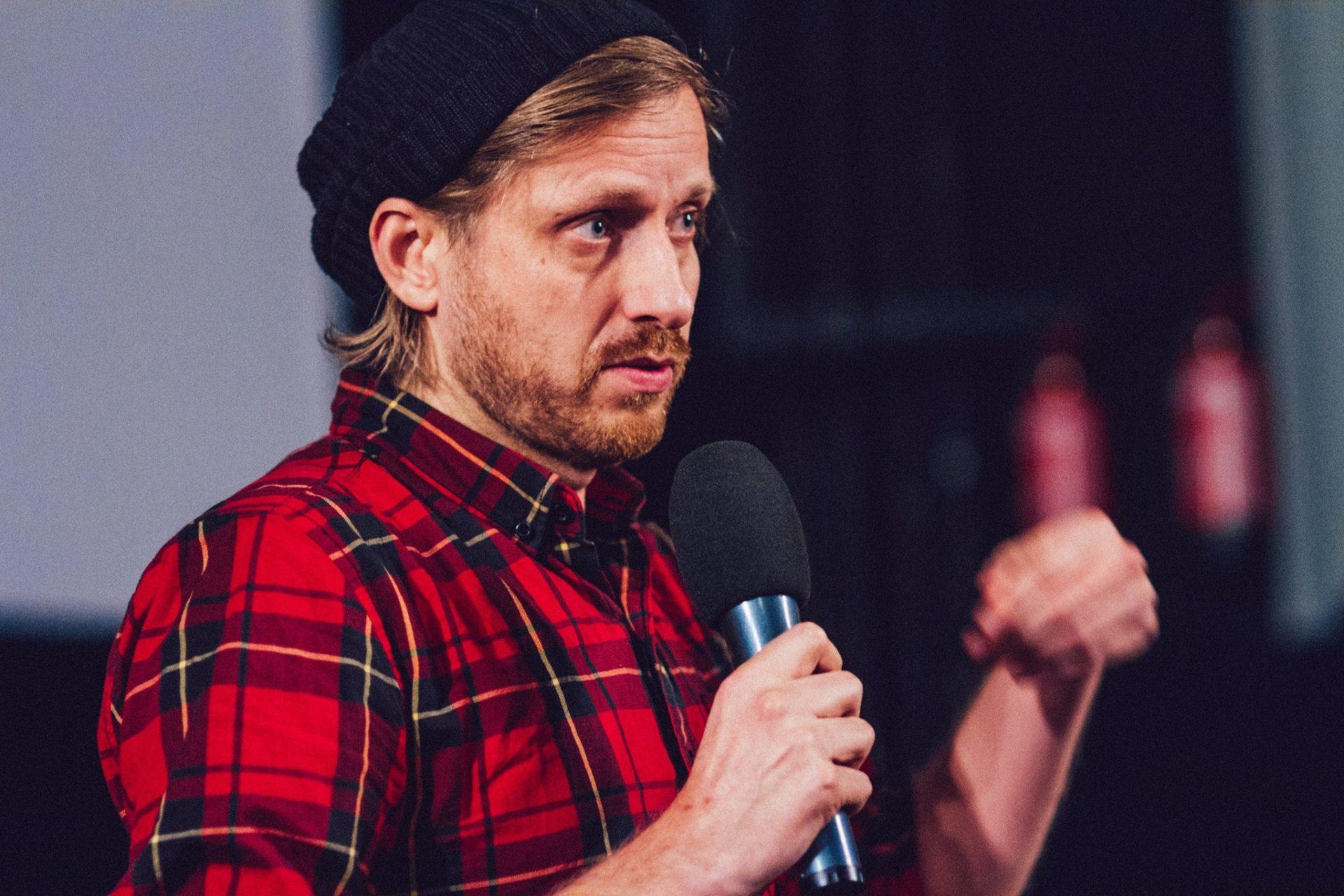 Ola Waagen film director Inside Fur