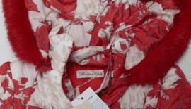 Blumarine Baby toxic fur