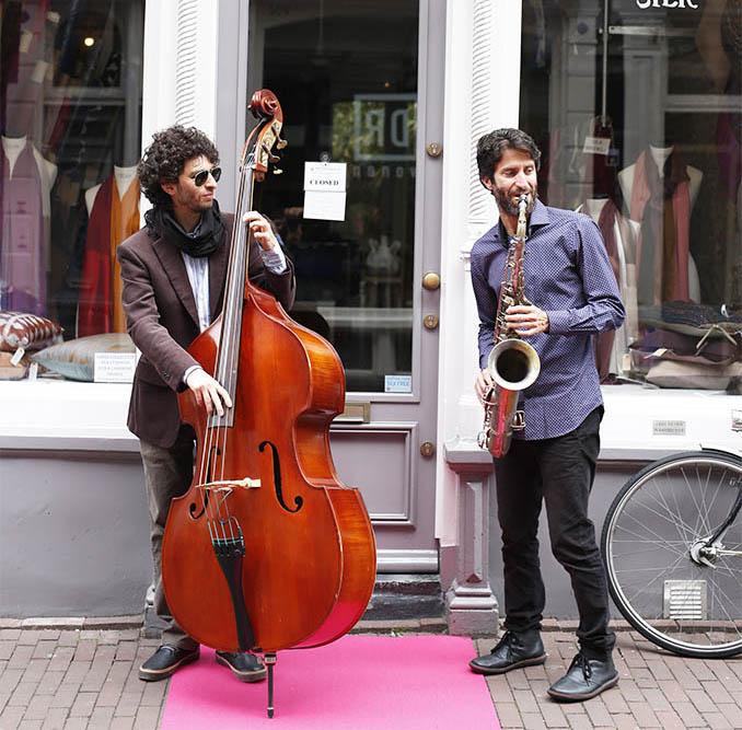 Fur-free street Hartenstraat