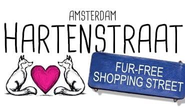 fur-free shopping street