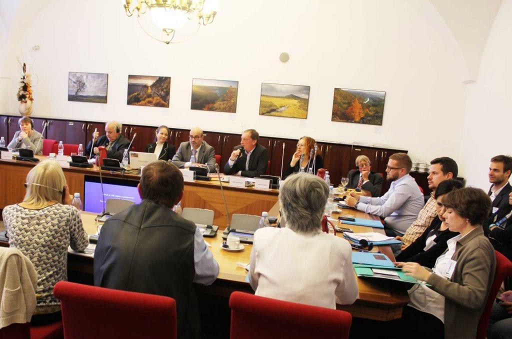 Seminar Czech fur farming ban