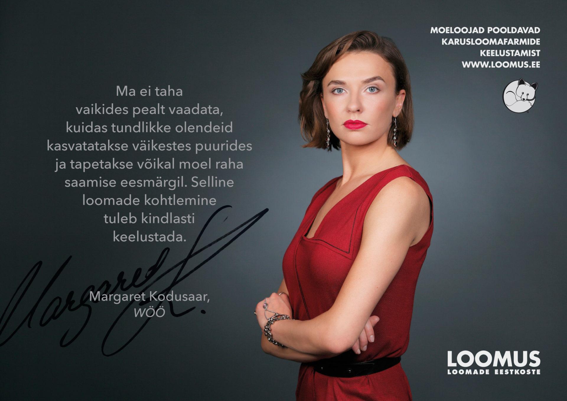 Margaret Kodusaar