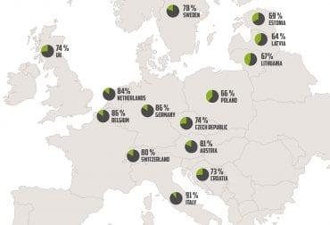 Public Opinion map