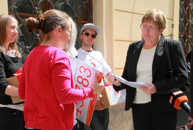czech petition