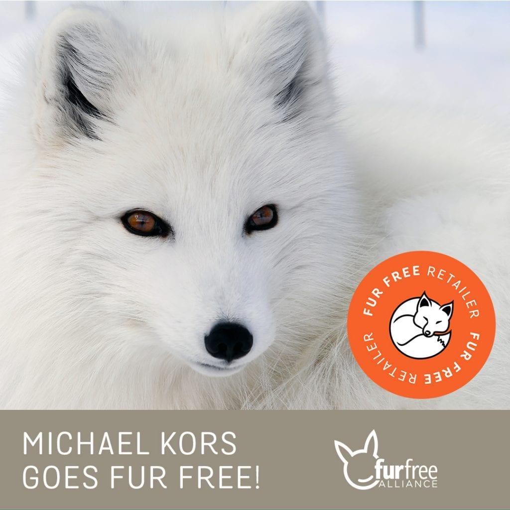 Fur Free - MICHAEL KORS